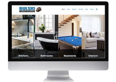 Building & Remodeling Website
