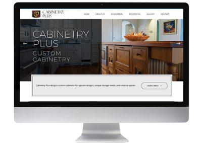 Cabinetry Plus Website