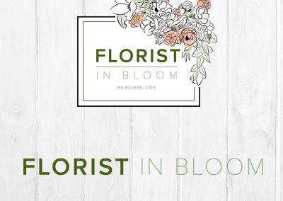 Florist in Bloom Logo