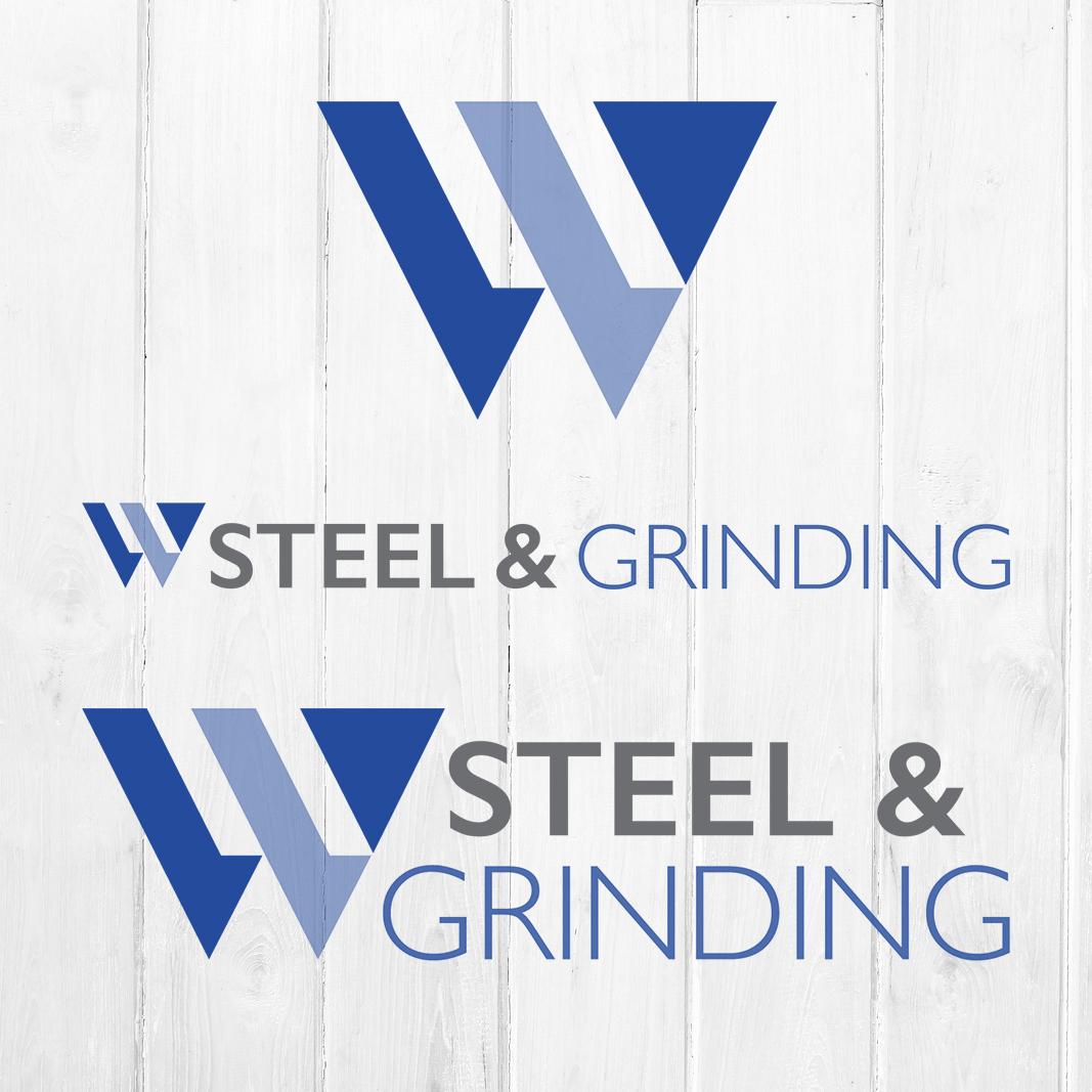 Steel & Grinding Logo