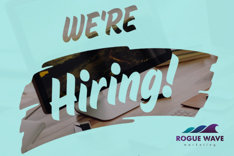 Rogue Wave is Hiring a Graphic Designer