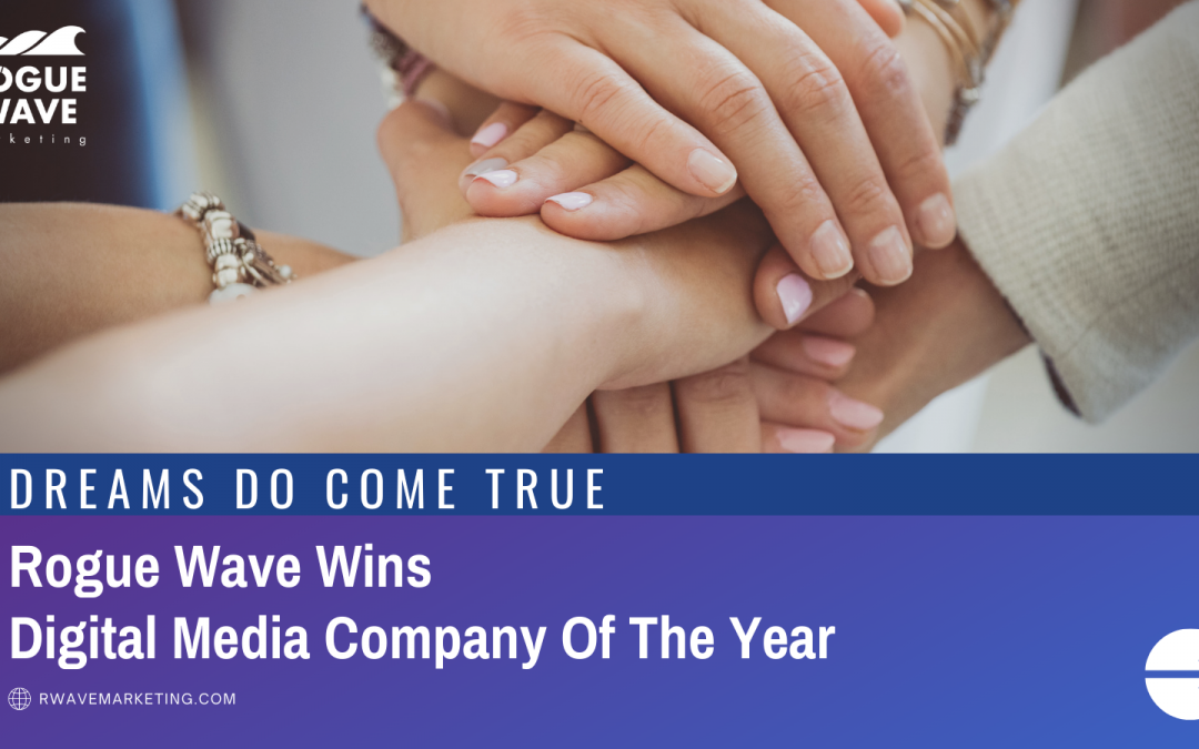 Rogue Wave Wins Digital Media Company Of The Year