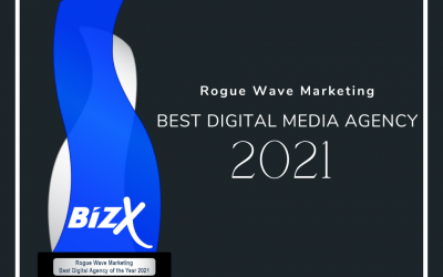Rogue Wave Wins Best Digital Media Company Of The Year